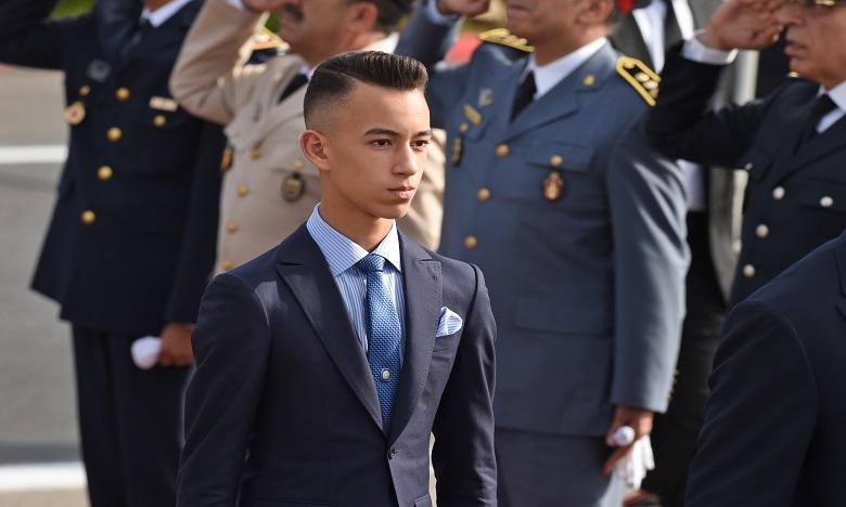 S.A.R. le Prince Héritier Moulay El Hassan préside la cérémonie de remise du Grand Prix S.M. le Roi Mohammed VI du concours officiel de saut d'obstacles