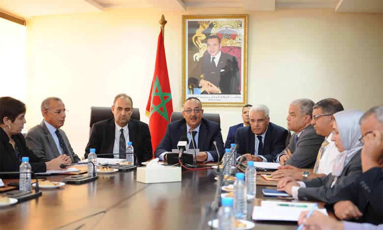 Mise en place à Rabat d'un système d'archivage  du patrimoine audiovisuel national