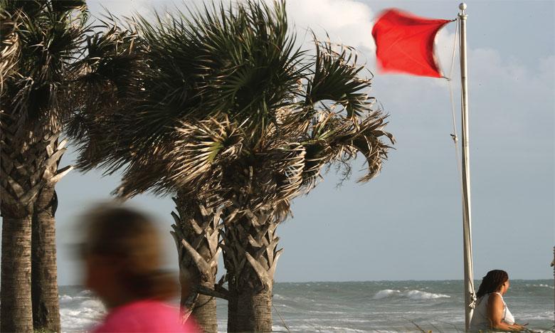 La côte Sud-Est sous tension  à l'approche de l'ouragan Dorian