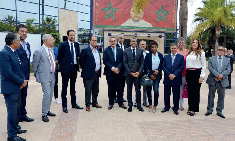 Adel El Fakir s'est rendu, jeudi 26 septembre, à Agadir afin de rencontrer les hôteliers partenaires du voyagiste anglais en faillite.