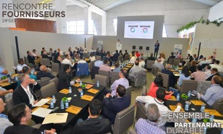 Le partenariat durable au cœur de la stratégie de LafargeHolcim Maroc