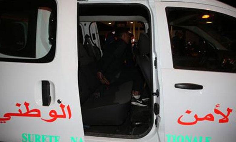 Une vingtaine d'ultras arrêtés à Salé pour dégradation de biens publics et privés et menace à la sécurité et à la quiétude des citoyens