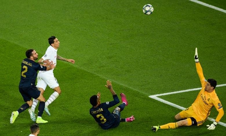 Le PSG surclasse le Real Madrid
