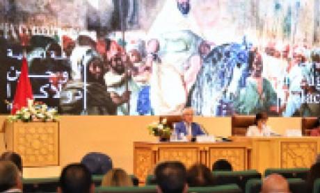 Coup d'envoi d'un colloque international sur «La palette marocaine d'Eugène Delacroix de 1832 à 1863»