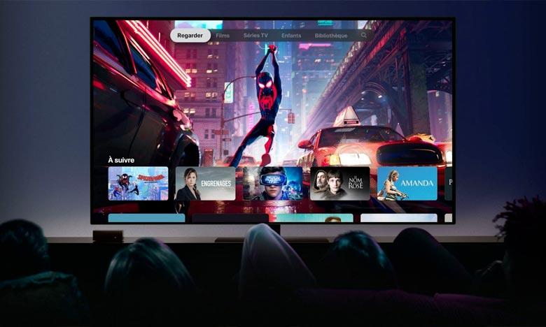 Apple espère que des sorties en salle donneront plus de prestige à sa plateforme et aideront à attirer des stars de l'industrie du cinéma. Ph : DR