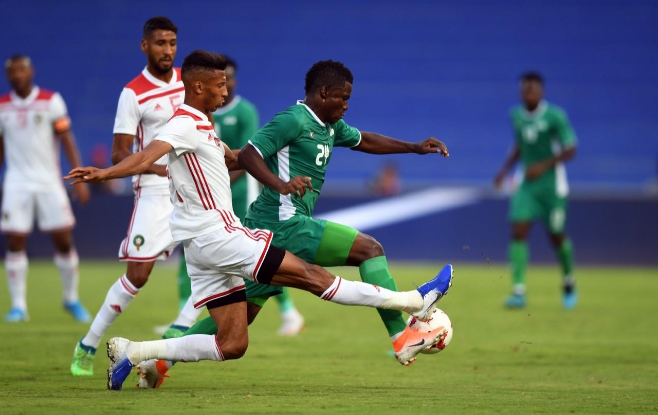 Voici la liste des 24 joueurs pour affronter l'Algérie