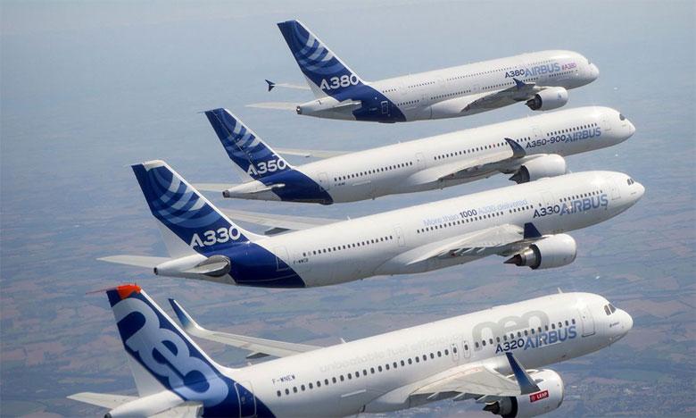 Airbus se dit la cible d'une série de cyberattaques  via ses sous-traitants