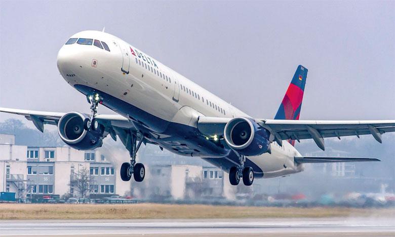 Le secteur aérien est responsable à hauteur de 2 à 5% des émissions mondiales  des gaz à effet de serre. Ph. DR