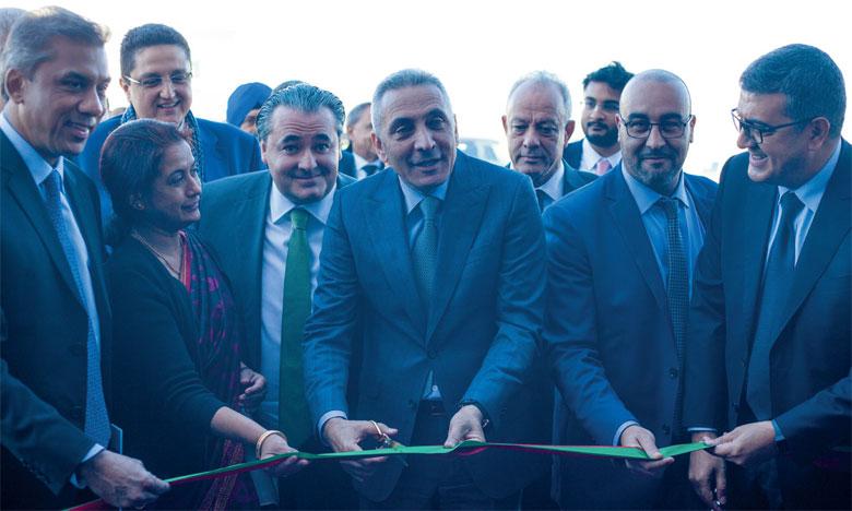 Le site industriel, inauguré en février dernier sur 17.000 m2, sera renforcé de 14.000 m2 supplémentaires.