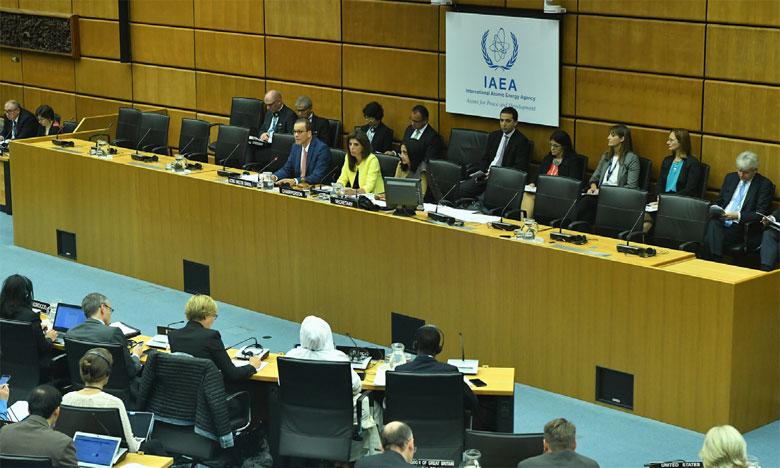 Le Maroc réitère à Vienne son engagement à contribuer au renforcement du système international de sécurité nucléaire
