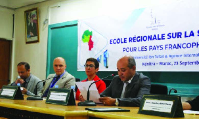 L'École régionale sur la sécurité nucléaire consacrée à l'Afrique francophone