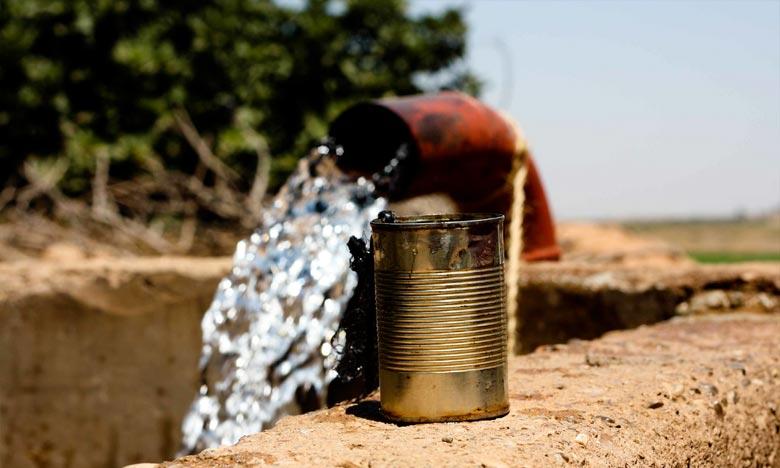 Le droit à l'eau et la sécurité hydrique, gravement menacés par un usage intensif, le CESE tire la sonnette d'alarme et appelle à entreprendre des mesures urgentes. Ph : DR