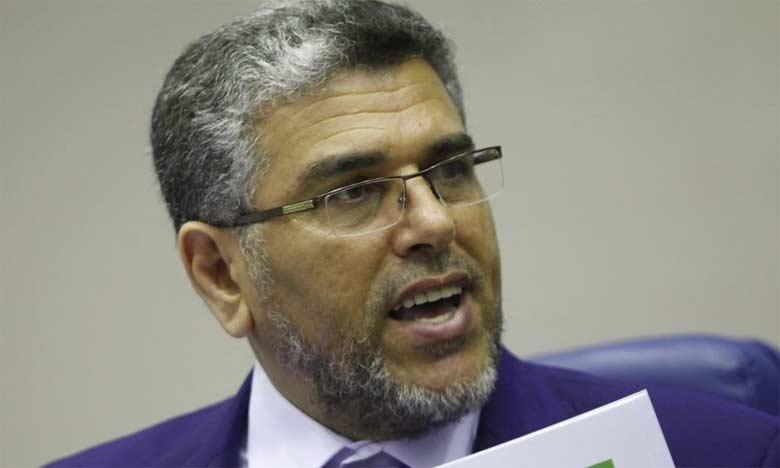 Mustapha Ramid.