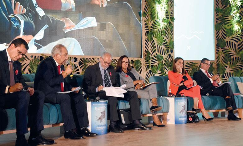 Le Panel «Des métiers plus importants que d'autres pour le Maroc ?» s'est tenu lors  de l'Université d'été 2019 de la CGEM. Ph. Saouri