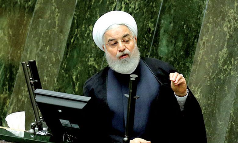 L'Iran exclut l'idée de «discussions bilatérales» avec Washington