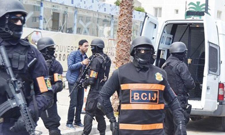 Des expériences de fabrication d'explosifs ont été menées dans deux sites localisés dans la province de Driouch