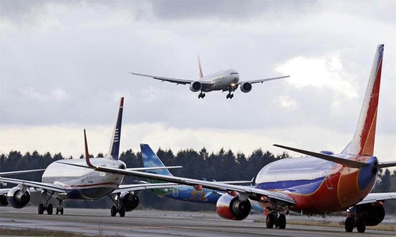 L'aviation ambitionne de réduire de moitié son empreinte carbone
