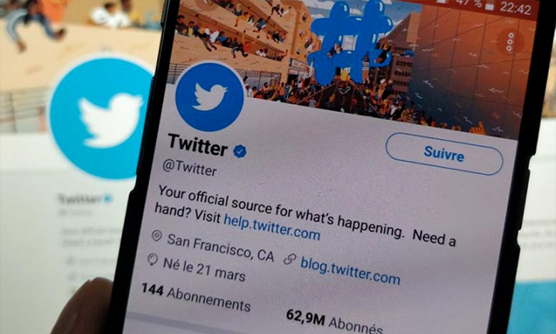 « En accord avec notre politique concernant la manipulation sur notre plateforme, nous avons suspendu de façon permanente tous ces comptes» annonce Twitter.. Ph : DR