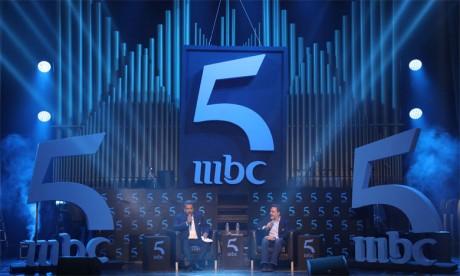 MBC 5, le dernier-né du groupe MBC dédié au Maghreb