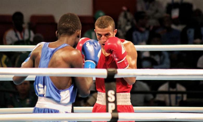 Après les Jeux africains à Rabat, les pugilistes marocains s'attaquent aux Mondiaux à Iekaterinbourg