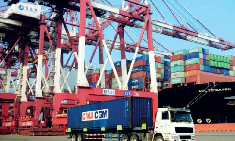 Les exportations au ralenti, les importations aussi