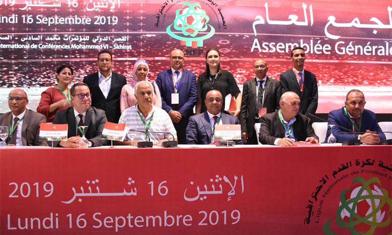 Saïd Naciri rempile pour un nouveau mandat