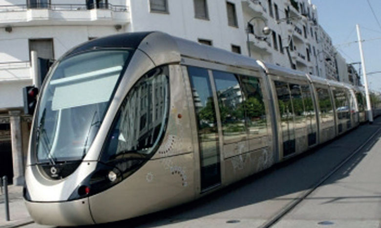 Perturbation de la circulation des tramways après  un incident technique