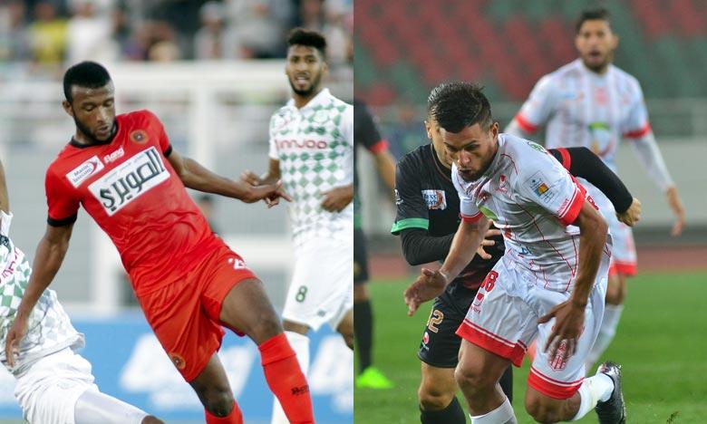 La RSB et le HUSA qualifiés au second tour préliminaire de la Coupe de la Confédération africaine de footbal. Ph : Seddik