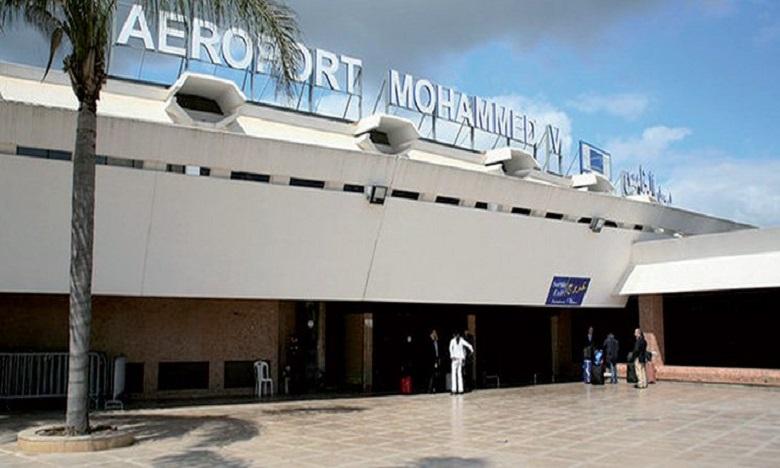 Une nouvelle zone de contrôle à l'arrivée de l'aéroport Mohammed V dédiée aux nationaux