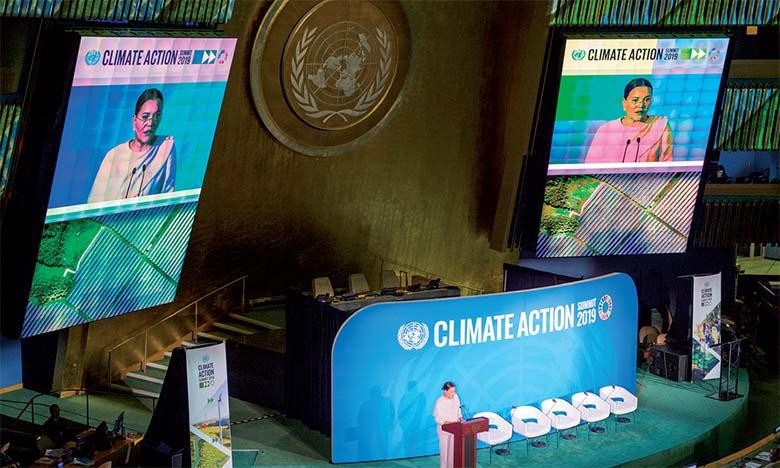 Sa Majesté le Roi Mohammed VI appelle à faire de l'Afrique une priorité dans l'action internationale en faveur de l'environnement