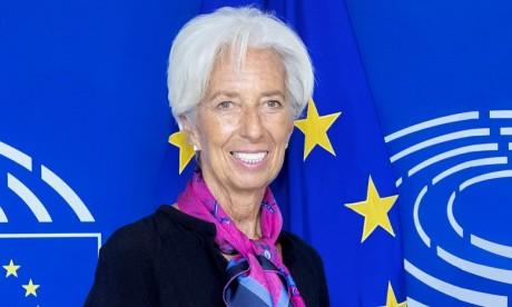 Christine Lagarde obtient le feu vert du Parlement européen