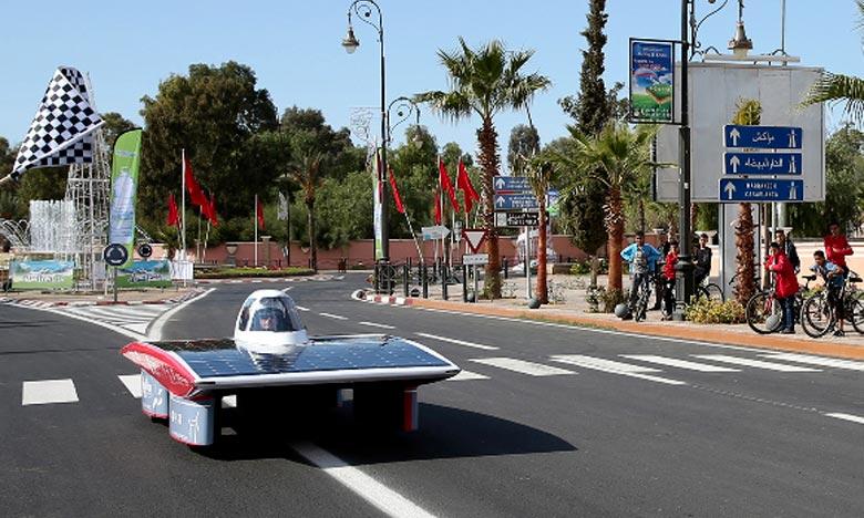«Eco Solar Breizh» décroche le Moroccan Solar Race 2019