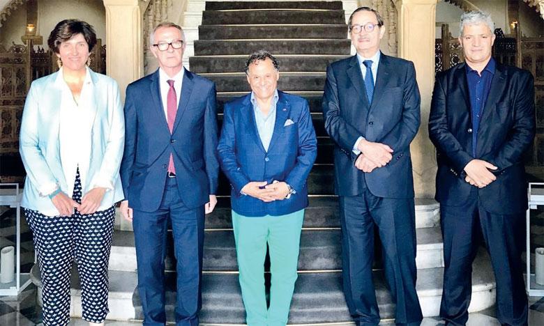 Une réunion pour examiner les avancés du «Maroc 2020 à Madrid»