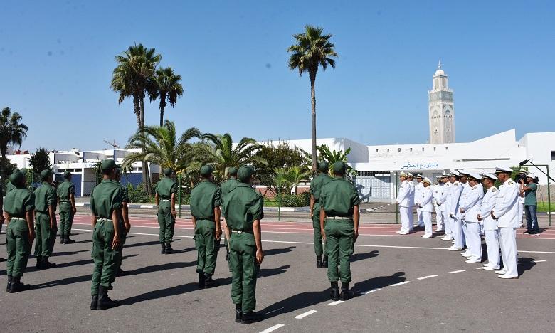 En images : Top départ du service militaire !
