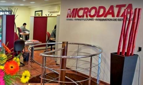 Le PDG de Microdata réduit ses parts dans le capital