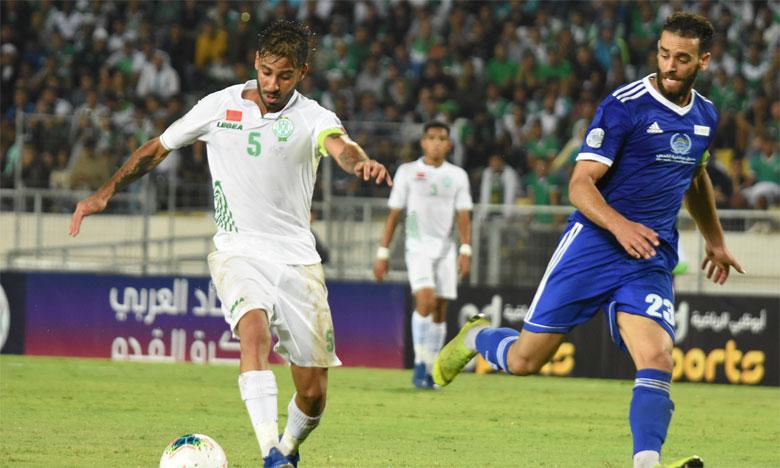 Le Raja prend un maigre avantage sur Hilal Al-Qods