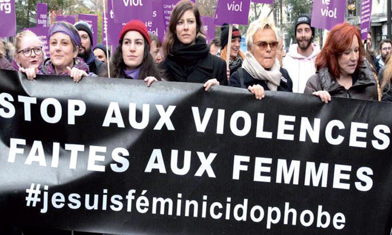 Lancement d'un grand débat national sur  le phénomène des violences à l'égard des femmes