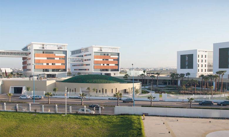 «L'UM6SS est au centre d'un écosystème intégré complet dont l'objectif est de produire une éducation, des soins et une recherche de grande qualité»