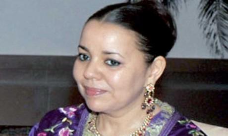 Le peuple marocain célèbre dimanche l'anniversaire de S.A.R. la Princesse Lalla Asmaa