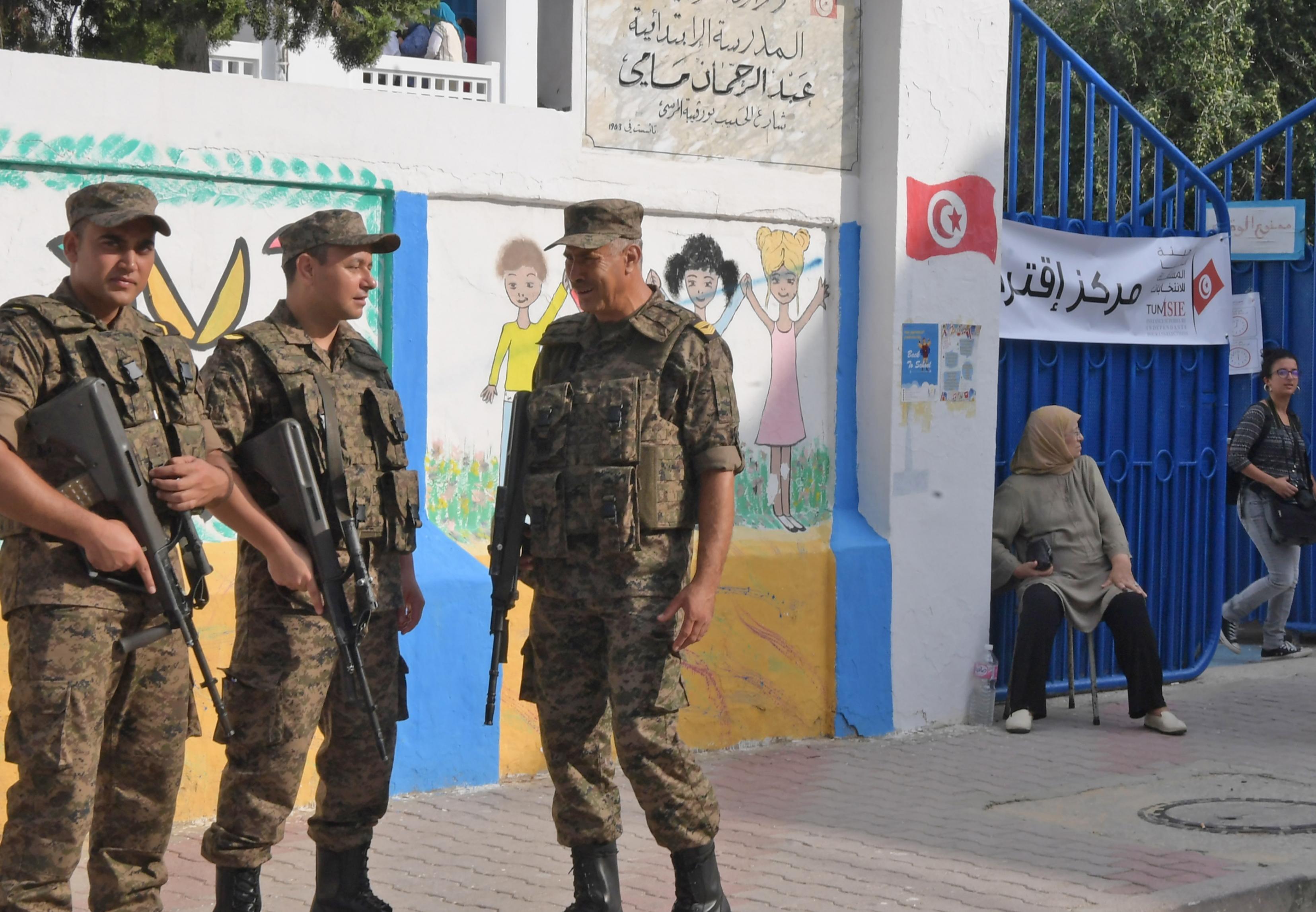 Présidentielle en Tunisie: Fin du vote avec une faible participation