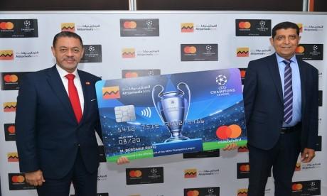 Attijariwafa bank et Mastercard lancent la carte de paiement «Champions League»
