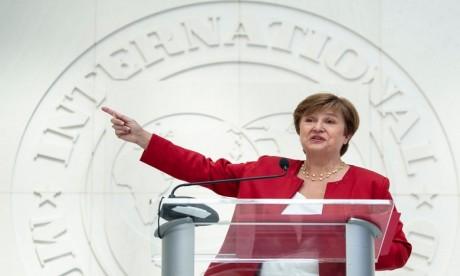 La Bulgare Kristalina Georgieva, nouvelle  directrice générale du FMI