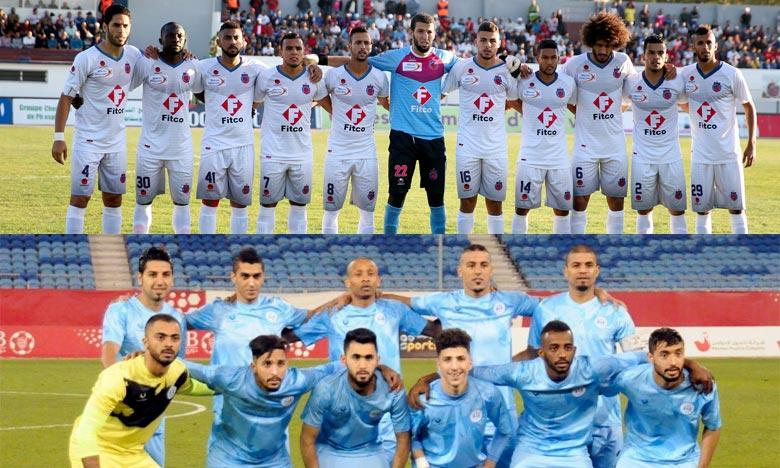 L'Olympique de Safi et Al Riffa du Bahreïn se sont neutralisé en match aller des 32es de finale de la Coupe arabe des Clubs Champions (Mohamed VI Champions Cup). Ph : DR