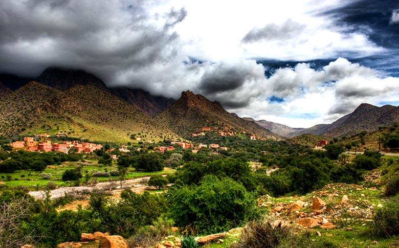 La DMN prévoit pour la journée de ce samedi, de Foyers instables avec averses orageuses localement fortes sur les reliefs de l'Atlas, leurs plaines Ouest, les plateaux de phosphates et d'Oulmes, le Sud-est, l'Oriental, le Saïss, le Rif et la Méditerranée. Ph : DR