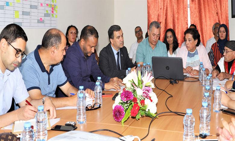 Journée d'étude organisée par le Réseau marocain de l'économie sociale et solidaire (REMESS).