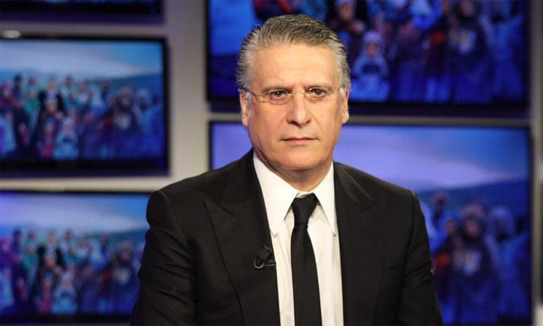 La Justice rejette la demande de libération  du candidat à la présidentielle Nabil Karoui