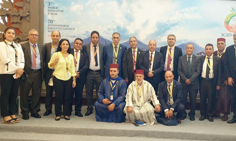 Carton plein pour le Maroc  lors de la 3e édition à Bali
