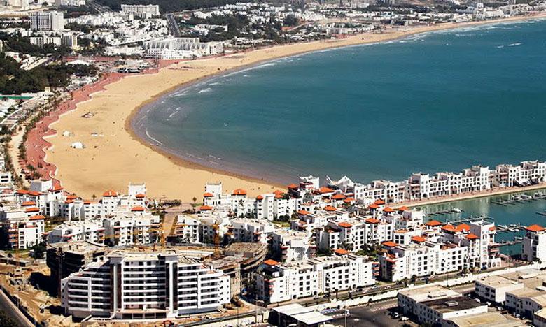 Agadir, meilleure ville amie de l'environnement