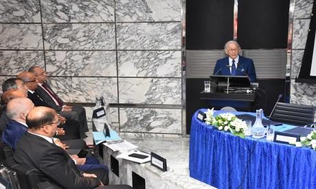 Othman Benjelloun salue l'engagement de Brahim Benjelloun Touimi