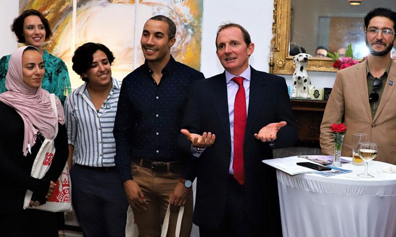 Thomas Reilly : Les bourses Chevening, une occasion pour tisser des liens «encore plus forts» entre le Maroc et la Royaume-Uni